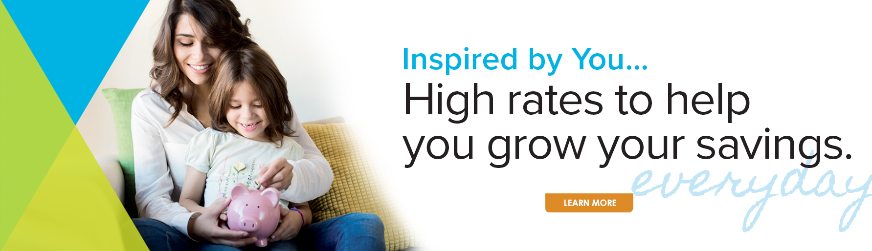 High rates to help you grow your savings